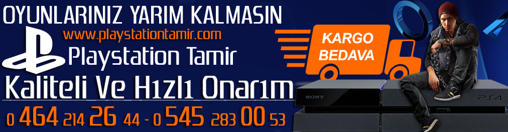 playstation 4 pro kol tamiri